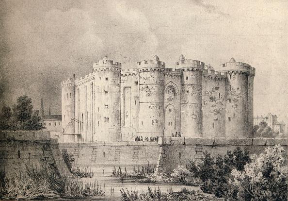 18th Century Style「'The Bastille in 1700', 1915」:写真・画像(8)[壁紙.com]
