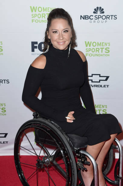 The Women's Sports Foundation's 38th Annual Salute To Women In Sports Awards Gala  - Arrivals:ニュース(壁紙.com)