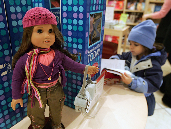 Doll「New American Girl Doll Stirs Controversy With Mexican-Americans」:写真・画像(6)[壁紙.com]