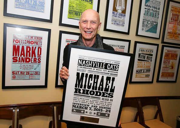 Getty Images「The Country Music Hall Of Fame And Museum Presents Nashville Cats: A Salute To Bassist Michael Rhodes」:写真・画像(13)[壁紙.com]