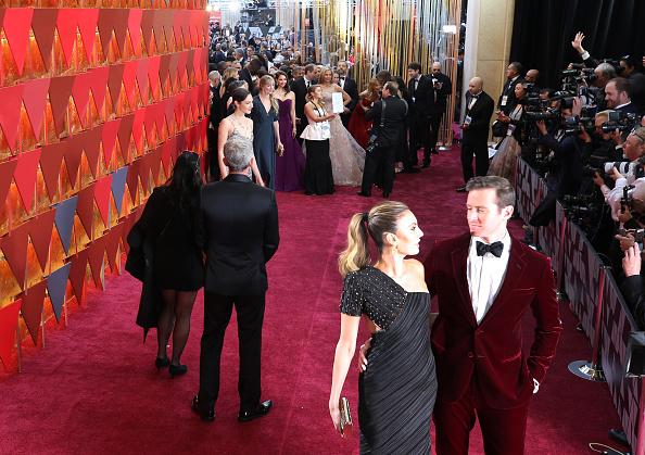 Armie Hammer「90th Annual Academy Awards - Arrivals」:写真・画像(13)[壁紙.com]