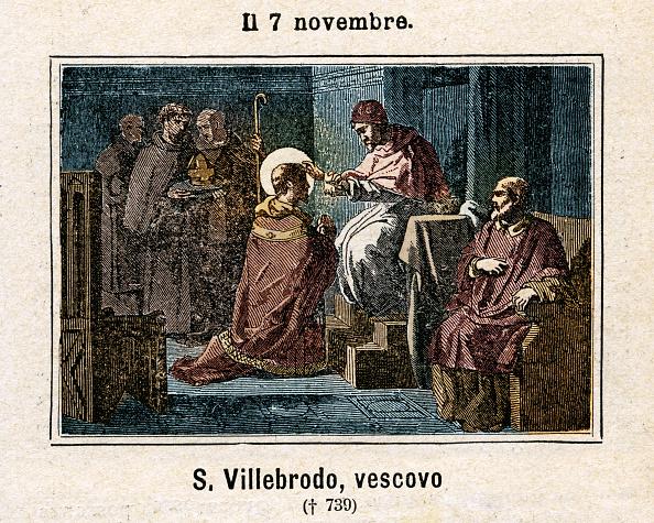 Religious Icon「Saint Willibrord」:写真・画像(17)[壁紙.com]