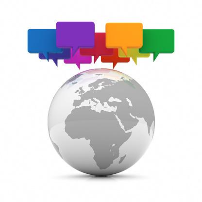 Speech Bubble「Social Media Chat Bubbles」:スマホ壁紙(10)