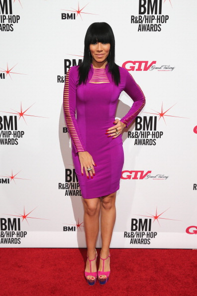 Pink Shoe「Songwriters Honored At 2013 BMI R&B/Hip-Hop Awards - Arrivals」:写真・画像(9)[壁紙.com]