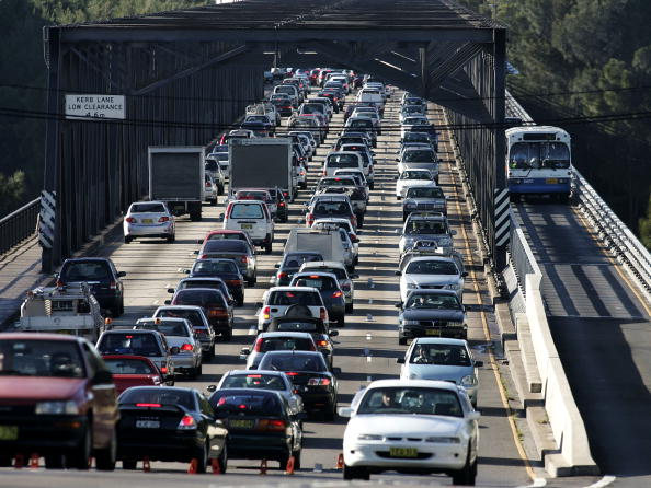 Waiting In Line「Sydney's Traffic Congestion Set To Worsen」:写真・画像(5)[壁紙.com]
