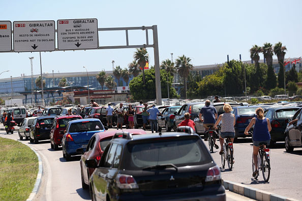 Oli Scarff「Spain Considers Gibraltar Border Fee」:写真・画像(11)[壁紙.com]