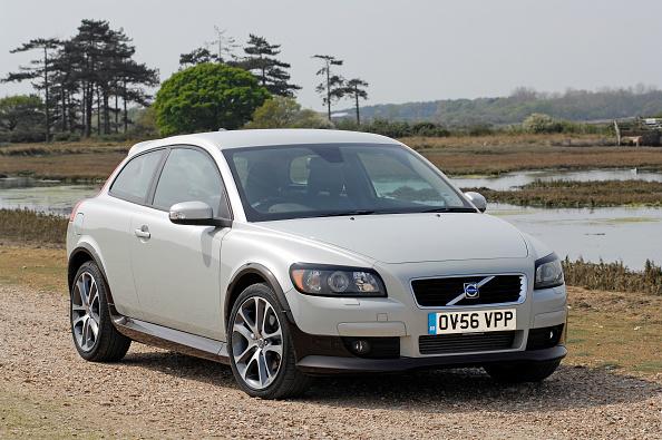 Hatchback「2006 Volvo C30 D5 SE」:写真・画像(19)[壁紙.com]