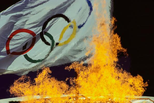Olympic Torch「XXIV Olympic Summer Games」:写真・画像(6)[壁紙.com]