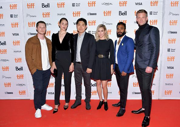 "Medium Group Of People「2019 Toronto International Film Festival - ""Clifton Hill"" Premiere」:写真・画像(6)[壁紙.com]"