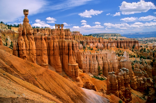 National Park「Thor's Hammer, Bryce Canyon」:スマホ壁紙(17)