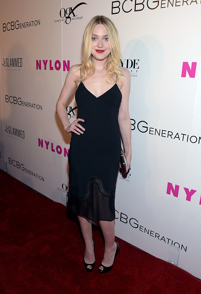 Black Color「NYLON Young Hollywood Party, Presented By BCBGeneration」:写真・画像(8)[壁紙.com]