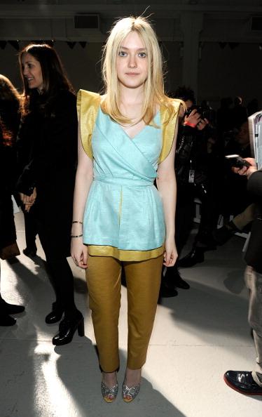 Silver Shoe「Rodarte - Front Row - Fall 2012 Mercedes-Benz Fashion Week」:写真・画像(16)[壁紙.com]