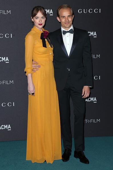 Yellow Dress「LACMA 2015 Art+Film Gala Honoring James Turrell And Alejandro G Iñárritu, Presented By Gucci - Arrivals」:写真・画像(14)[壁紙.com]