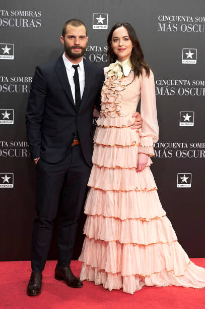 'Fifty Shades Darker' Madrid Premiere:ニュース(壁紙.com)