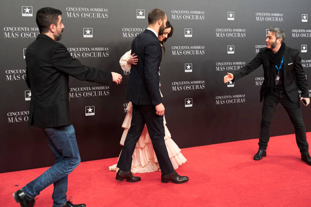 'Fifty Shades Darker' Madrid Premiere:ニュース(壁紙.com)