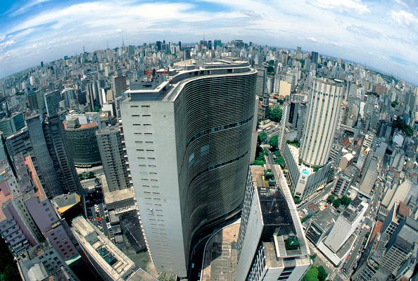 風景「Sao Paulo Cityscape Brazil」:写真・画像(12)[壁紙.com]