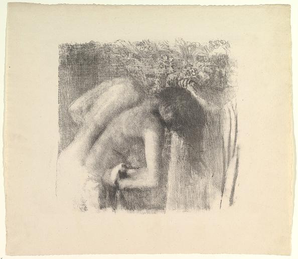 Edgar Degas「After The Bath (Large Version)」:写真・画像(15)[壁紙.com]