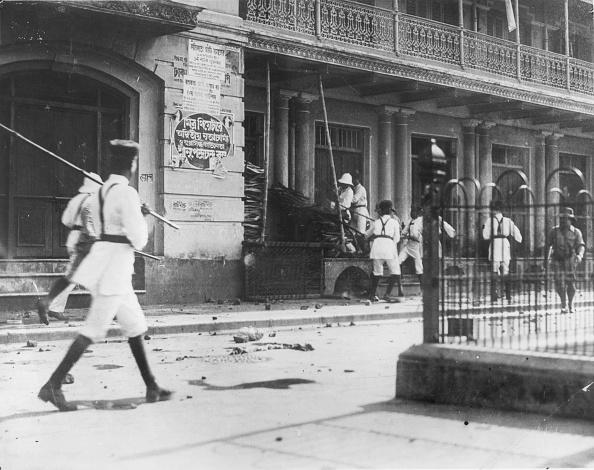Hinduism「Calcutta Riots」:写真・画像(8)[壁紙.com]