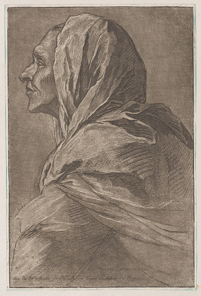 Etching「Head Of A Woman」:写真・画像(13)[壁紙.com]