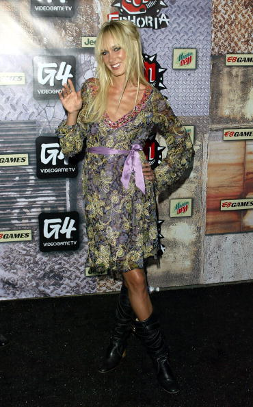 Kimberly Stewart「G-phoria Awards - Arrivals」:写真・画像(18)[壁紙.com]
