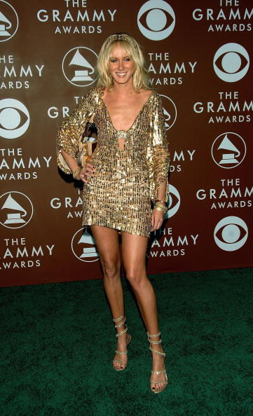 Kimberly Stewart「48th Annual Grammy Awards - Arrivals」:写真・画像(12)[壁紙.com]