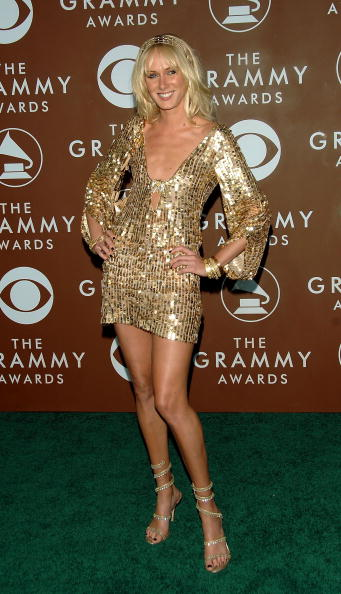 Kimberly Stewart「48th Annual Grammy Awards - Arrivals」:写真・画像(16)[壁紙.com]