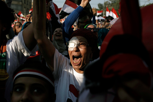 Giles「Egypt Protests Intensify As Army Deadline Passes」:写真・画像(10)[壁紙.com]