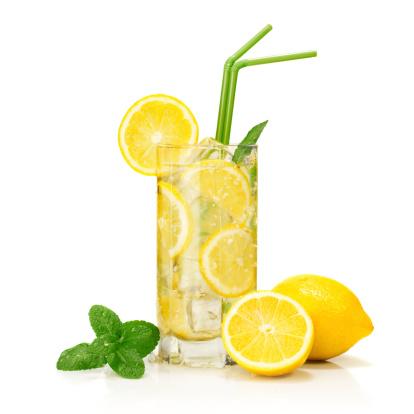 炭酸飲料「レモネード」:スマホ壁紙(9)