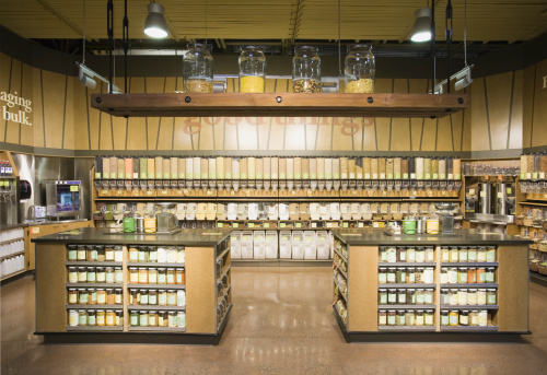 Market - Retail Space「Bulk food items in grocery store」:スマホ壁紙(19)