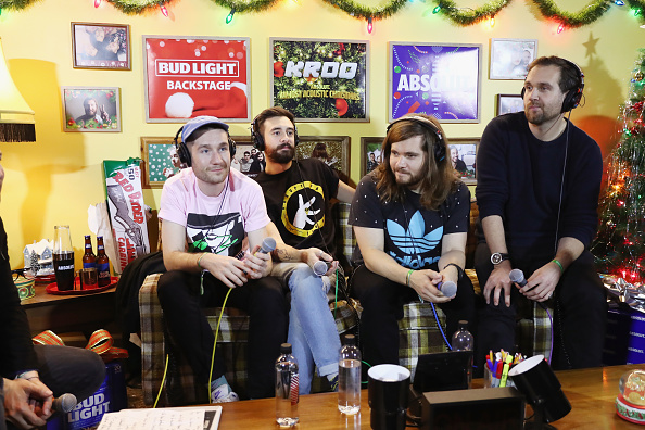 J R Smith「KROQ Absolut Almost Acoustic Christmas - Day 2」:写真・画像(19)[壁紙.com]