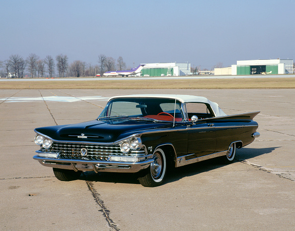 Beaulieu National Motor Museum「1959 Buick Electra. Creator: Unknown.」:写真・画像(0)[壁紙.com]