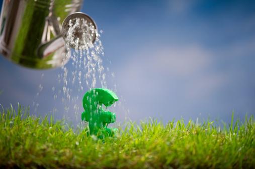 Spraying「green pound」:スマホ壁紙(1)