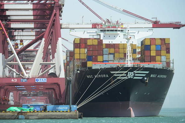 Container「China To Take Necessary Measures Against U.S. Protectionism」:写真・画像(14)[壁紙.com]