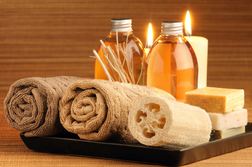 Spa Treatment「Aroma Therapy」:スマホ壁紙(17)