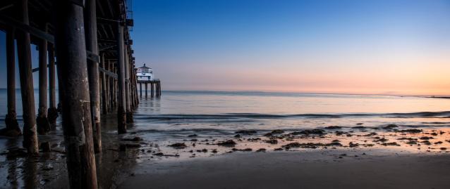 Malibu「Malibu Beach Sunset」:スマホ壁紙(9)