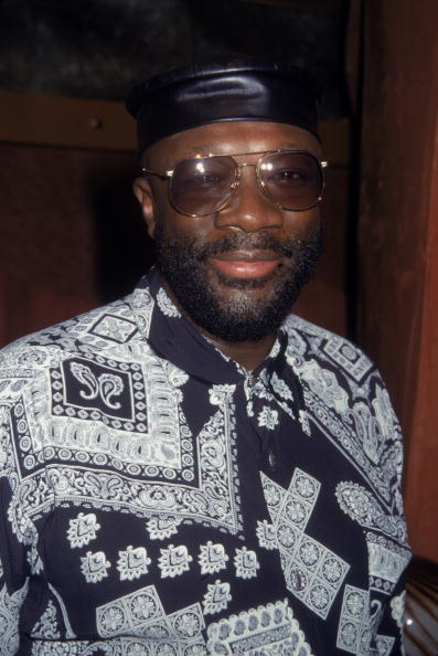 Funky「Isaac Hayes attends concert, July 1995.」:写真・画像(15)[壁紙.com]