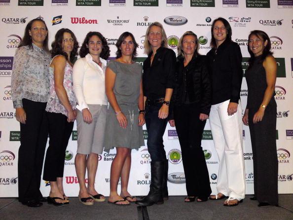 アナベル メディナ ガリゲス「Sony Ericsson WTA Championships」:写真・画像(5)[壁紙.com]