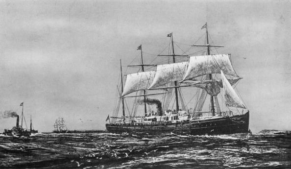 Ship「RMS Oceanic」:写真・画像(0)[壁紙.com]