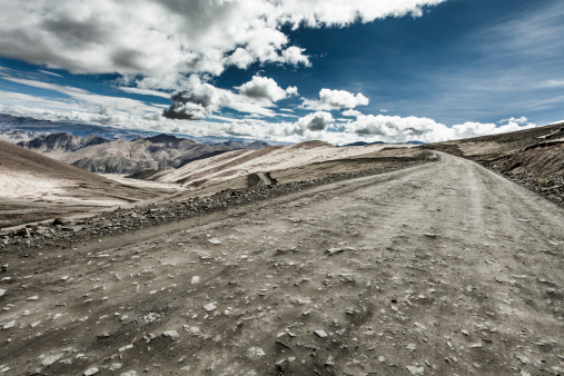 Wilderness Area「Road in Tibet, China」:スマホ壁紙(19)