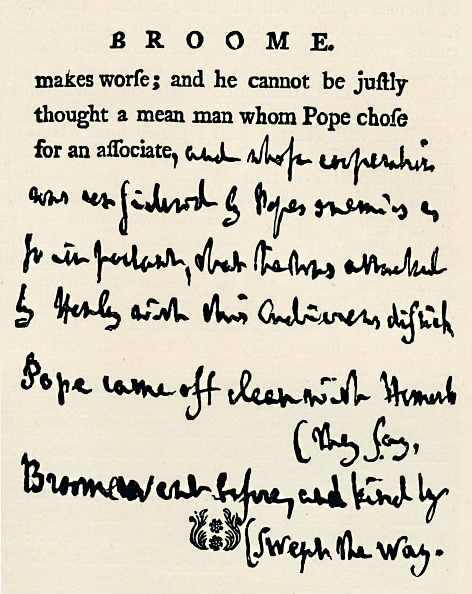 Page「Facsimile Of A Corrected Proof By Johnson Of His Lives Of The Poets」:写真・画像(17)[壁紙.com]
