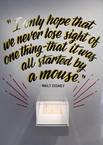 Mickey Mouse「Mickey: The True Original Exhibition」:写真・画像(17)[壁紙.com]