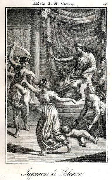 Bible, The judgment of Solomon:ニュース(壁紙.com)