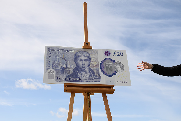 New「Bank Of England Governor Carney Unveils New 20 Pound Note」:写真・画像(3)[壁紙.com]