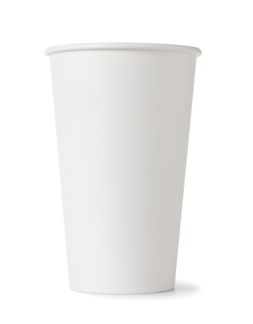 Disposable Cup「White Cup」:スマホ壁紙(3)