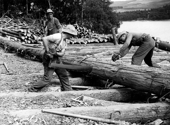 Canadian Culture「Canadian Lumberjacks」:写真・画像(17)[壁紙.com]