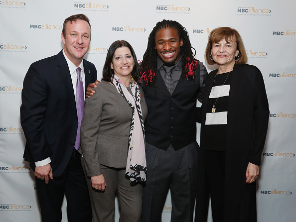 Breast「Professional Football Player DeAngelo Williams Helps The Metastatic Breast Cancer Alliance launch New Landmark Report」:写真・画像(10)[壁紙.com]