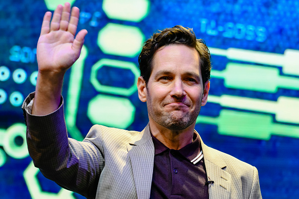 Paul Rudd「Ant-Man and The Wasp: Nano Battle! Launch Ceremony in Hong Kong Disneyland」:写真・画像(4)[壁紙.com]