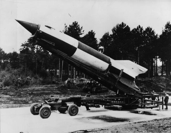 Preparation「V2 Rocket」:写真・画像(15)[壁紙.com]