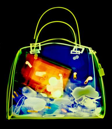 Purse「x-ray of a woman's purse」:スマホ壁紙(17)