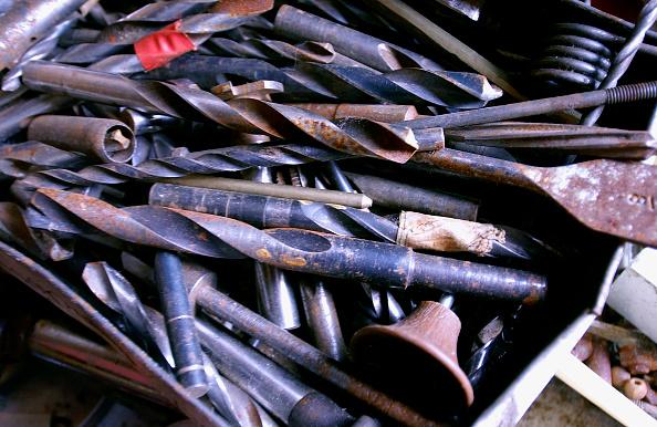 静物「Masonry and wood drills bits」:写真・画像(5)[壁紙.com]